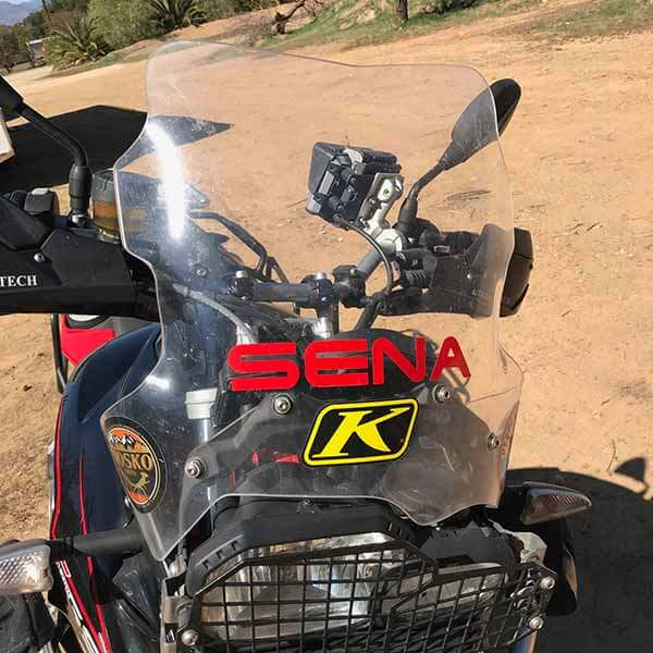 Touratech Windscreen